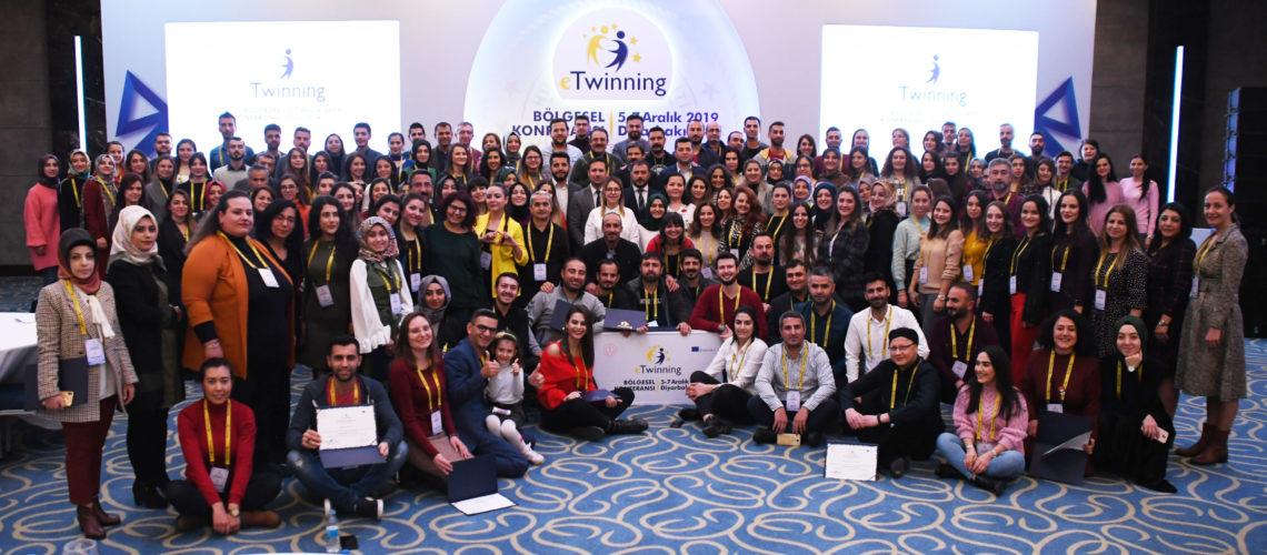etwinning-diyarbakir-bolgesel-konferansi-tamamlandi